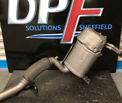 Seat Leon 2.0 DPF Filter | DPF Cleaning Express